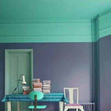 Портал Houzz.ru: Идеи с потолка: Нескучные приемы декора квартиры «на высшем уровне»