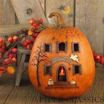 Cian.ru: «Настроение Хэллоуин»